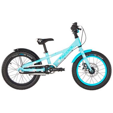 """Vélo Enfant S'COOL FAXE Alu 3V 16"""" Bleu 2020"""
